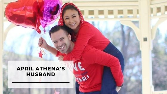 Top 10 Pics Of April Athena With Her Husband