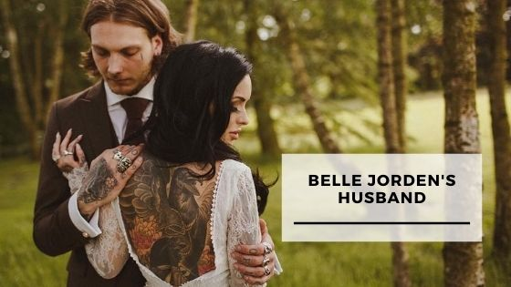 Read more about the article 11 Pics Of Belle Jorden With Her Husband Antony Flemming