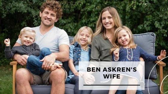 You are currently viewing Top 11 Pics Of Ben Askren With His Wife Amy Askren