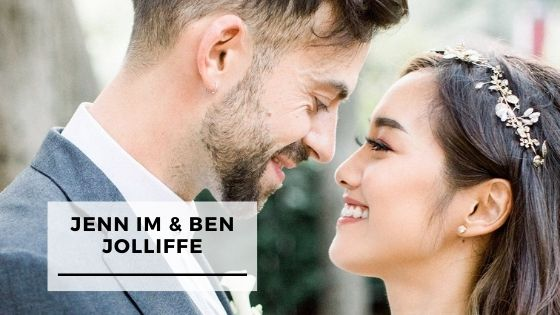 Top 11 Pics Of Jenn Im With Her Husband Ben Jolliffe