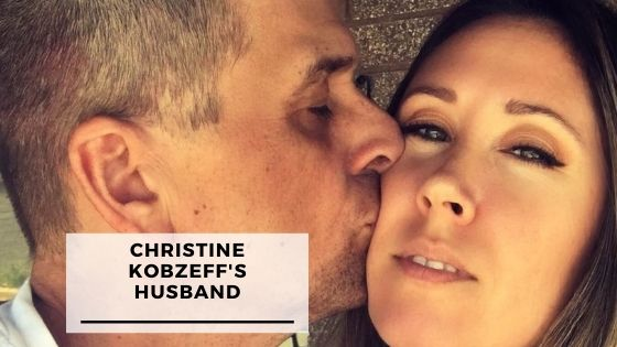 You are currently viewing 8 Rare Pics Of Christine Kobzeff With Her Husband