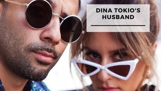 Top 14 Pics Of Dina Tokio With Her Husband