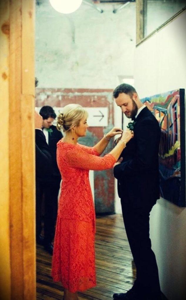 Elanna McGowan (Elanna Pecherle) with her husband Patrick McGowan aka Paddy