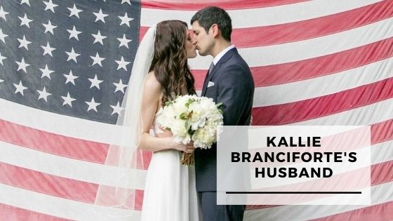 Read more about the article Top 11 Pics Of Kallie Branciforte With Her Husband