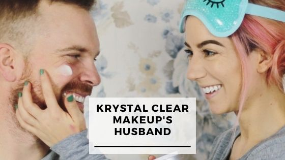 Best 8 Pics Of Krystal Clear Makeup With Her Husband