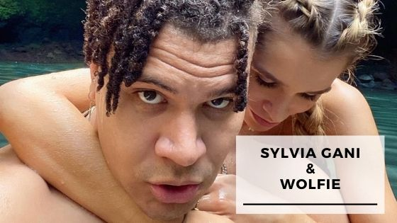 Read more about the article Top 13 Pics Of Sylvia Gani With Her Boyfriend Wolfie