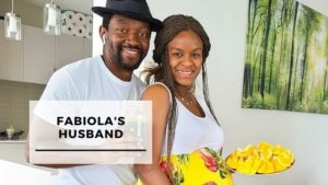 10 Pics Of Fabiola (Shine with Plants) With Her Husband